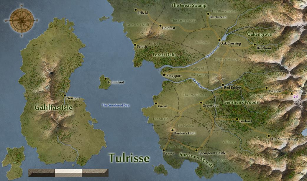 The Kingdom of Tulrisse